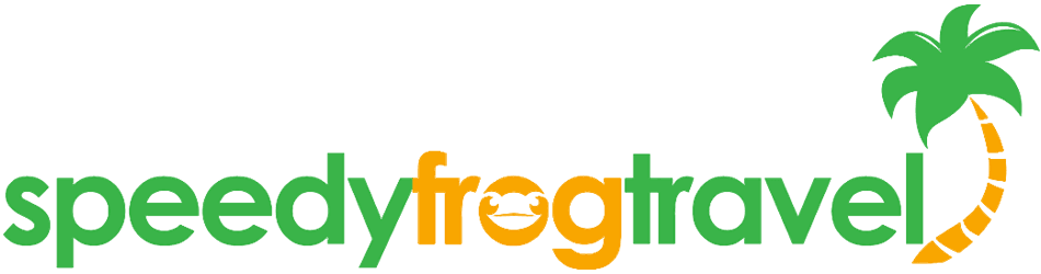 SpeedyFrog Travel logo
